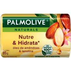 Sabonete em Barra Palmolive Naturals Nutre & Hidrata 85g