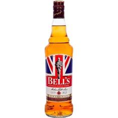 Whisky Escocês Bells 700ml