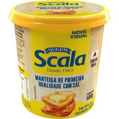 Manteiga com Sal Scala 500g