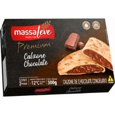 Calzone de Chocolate Premium Massa Leve 300g