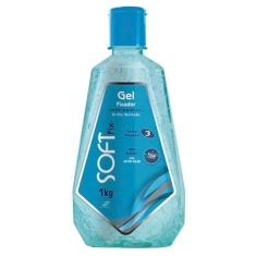 Gel Fixador Azul Soft Fix 1kg