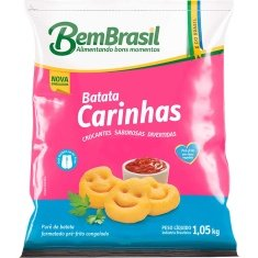Batata Congeladas Carinhas Bem Brasil 1,05kg