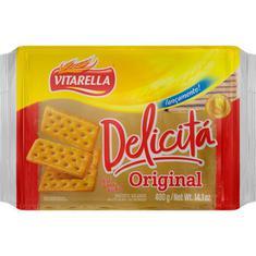 Biscoito Cracker Delicitá Vitarella 400g