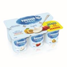Iogurte Grego Light Nestle 540g