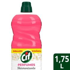 Limpeza Perfumes Harmonizante Cif 1,75L