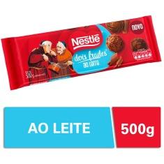 Cobertura Chocolate ao Leite Dois Frades Nestlé 500g
