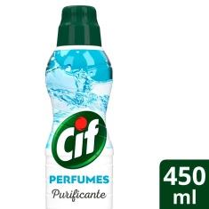 Limpeza Perfumes Purificante Cif 450ml