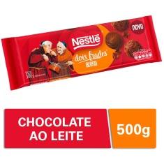 Cobertura Chocolate ao Leite Blend Dois Frades Nestlé 500g