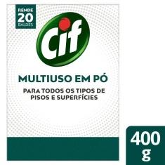 Limpeza Multiuso em Pó Cif 400g