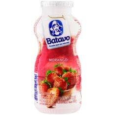 Bebida Láctea Fermentada Morango Batavo 180g