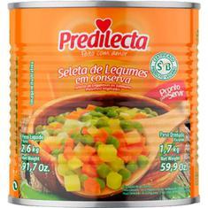 Seleta de Legumes Predilecta 1,7kg