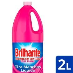 Tira Manchas Utile Floral Brilhante 2L