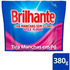 Tira Manchas Utile Floral Brilhante 380g