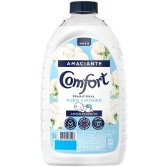 Amaciante Puro Cuidado Comfort 3L