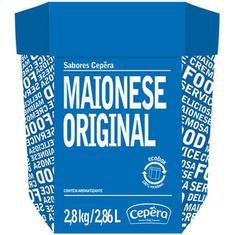 Maionese Original Sabores Cepêra 2,8kg