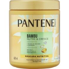 Creme de Tratamento Bambu Nutre & Cresce Pantene 600ml