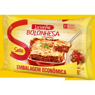 Lasanha Bolonhesa Sadia 1Kg