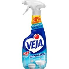 Limpador Spray Anti Bac Banheiro Oxi Veja 500ml