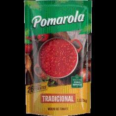 Molho de Tomate Tradicional Pomarola 1,02kg