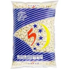 Feijão Branco Tipo 1 5 Estrelas 1Kg