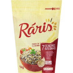 Arroz Integral 7 Cereais Ráris 1kg