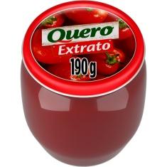 Extrato de Tomate Quero 190g