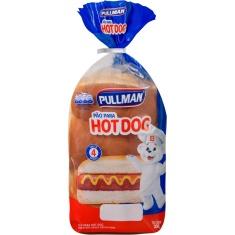 Pão de Hot Dog Pullman 200g