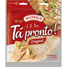 Pão Tá Pronto Original Wickbold 270g