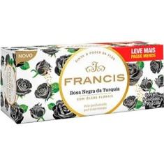 Sabonete Classico Preto Francis 5X90g