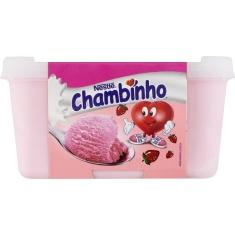 Sorvete Chambinho Nestlé 1L