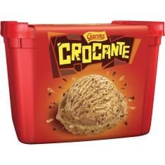 Sorvete Crocante Garoto 1,5L