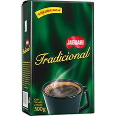 Café Tradicional a Vácuo Jaguari 500g