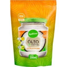 Óleo Coco Extravirgem QualiCoco 200ml
