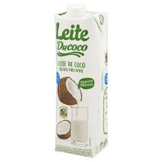 Leite de Coco Natural Ducoco 1L