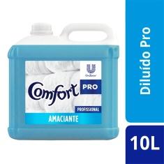 Amaciante Diluído Comfort PRO 10L