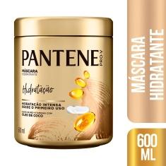 Máscara Hidratante Hidratação Pantene 600ml