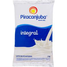 Leite em Pó Integral Piracanjuba 1Kg