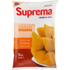 Farinha de Trigo Especial para Salgados Suprema Bunge 5kg