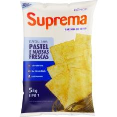 Farinha de Trigo Especial para Pastel e Massas Frescas Suprema Bunge 5kg