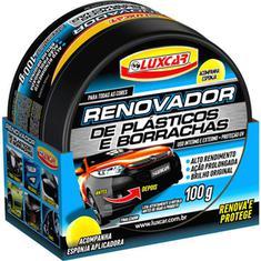 Renovador de Plásticos e Borrachas Luxcar 100g