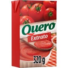 Extrato de Tomate Quero 320g