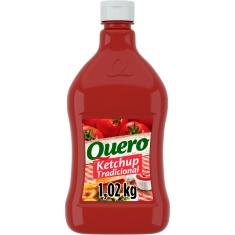 Ketchup Tradicional Quero 1,028g