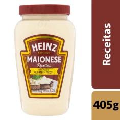 Maionese Receitas Heinz 405g