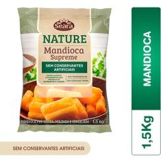 Mandioca Supreme Seara Nature 1,5kg