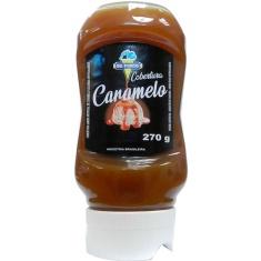 Cobertura para Sorvete Caramelo Du Porto 270g