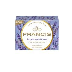 Sabonete Francis Classic Lilas 90g