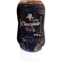 Cobertura para Sorvete Chocolate Du Porto 270g