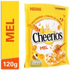 Cereal Matinal Cheerios Honey Mel Nestlé 120g