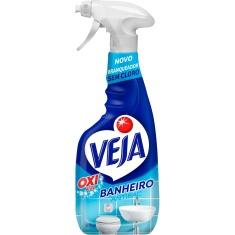Limpador de Banheiros Antibac Veja 500ml