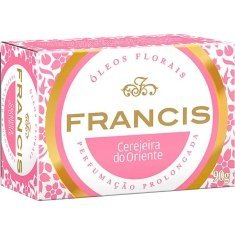 Sabonete Francis Classic Rosa 90g